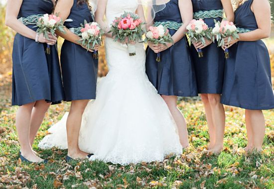 From: A Rustic Farmyard Wedding // Photography: Lisa and Jon Hessel // Featured: The Knot