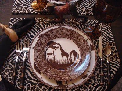 Life and Linda: Romantic Safari dinner
