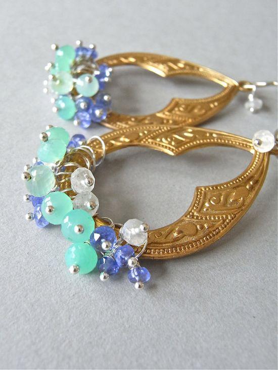 The Agra earrings