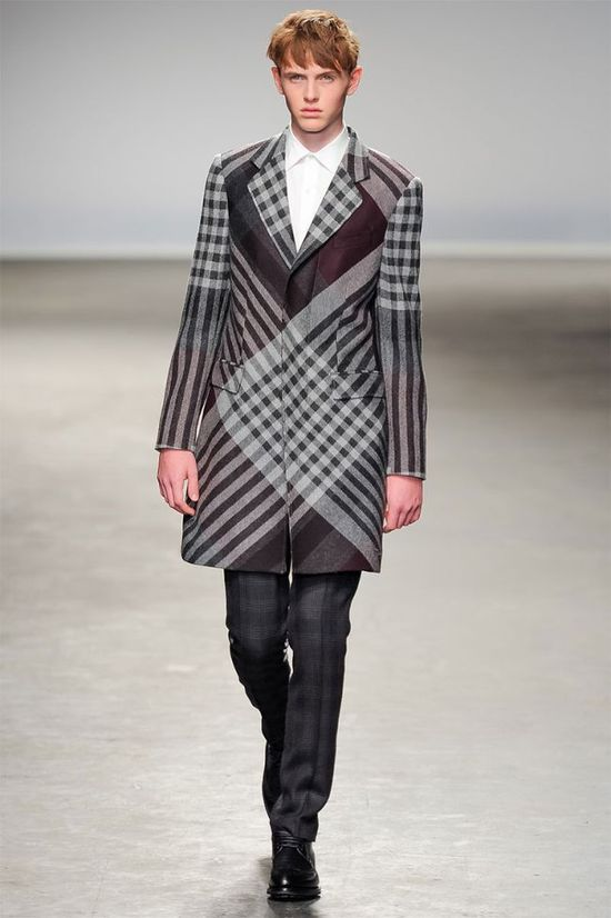 E.Tautz Fall/Winter 2013