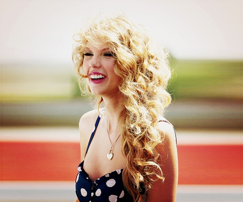 Taylor Swift. I hope there is a young celebrity role model as awesome as her when millie is a preteen!