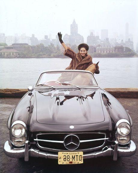 Vintage Mercedes 1962
