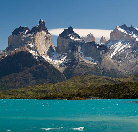 Torres del Paine National Park, Magallanes Region, Chile.