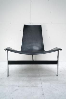 Designed by William Katavolos in 1952 as part of the 'New Furniture' collection for Laverne.