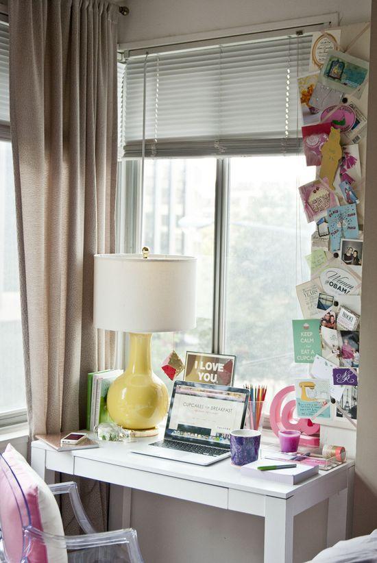 Home Office // Desk // Decoration // Home Decor // Interior Design // House // Apartment