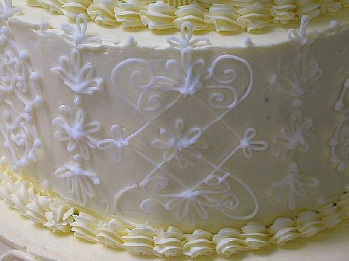 wedding cake class - buttercream by artofdessert, via Flickr