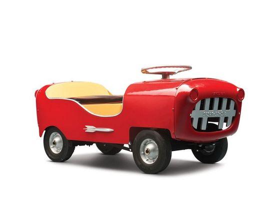 1956 Eshelman Child's Sport Car 2HP