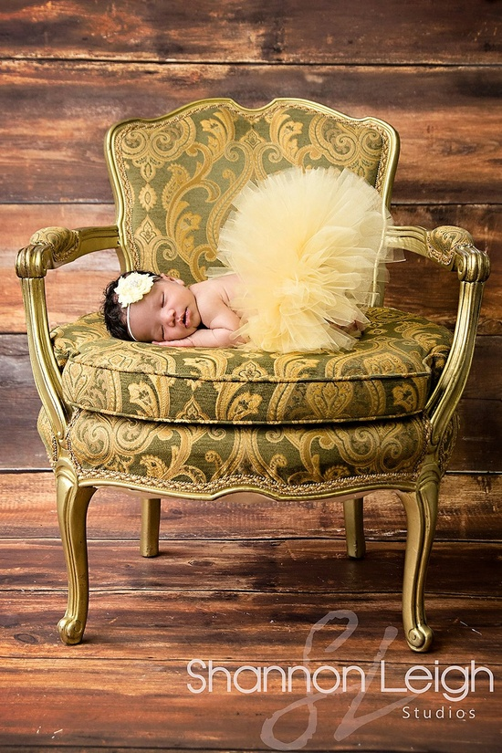 The Sweetest Gift Tutu Set Holiday Tutu Gold Tutu Custom Made With Matching Vintage Style Flower Headband Stunning Newborn Photo Prop by A Sweet Sweet Boutique