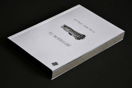 Classic Horror - Book Series by Nikola Klímová, via Behance