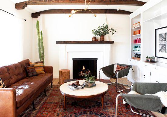 everything...yep...photo Laure Joliet interiors - Brick House