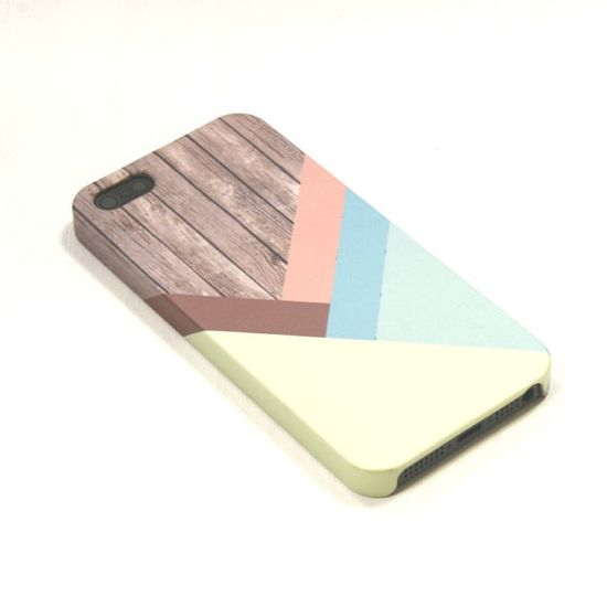 Geometric, Wood pattern, Iphone case, Iphone 4 case, iphone 5 case, hard case
