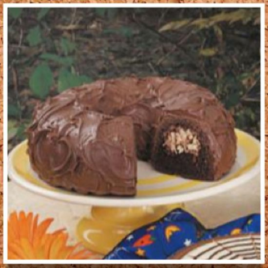 ? Coconut Chocolate Cake