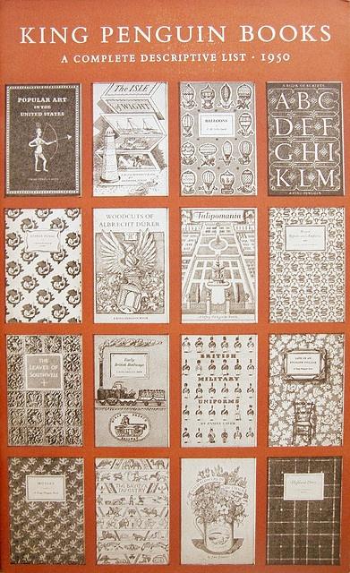 King Penguin Books descriptive list, 1950.