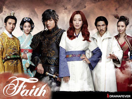 Watch FAITH on DramaFever.com!    www.dramafever.co...