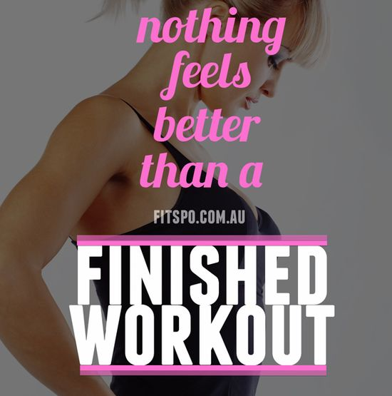 Just GET IT DONE ;) #fitness #inspiration #motivation