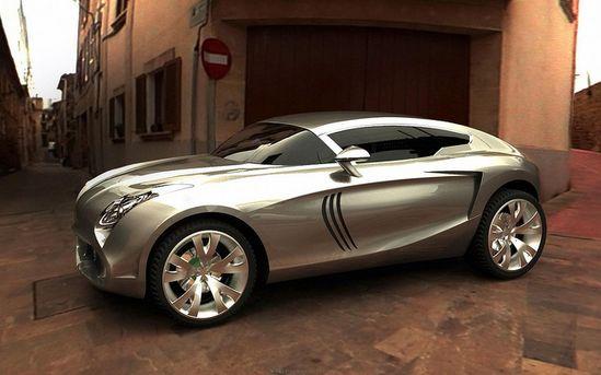Maserati Super SUV Concept