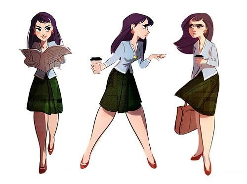 Girl Character #girl #female #character