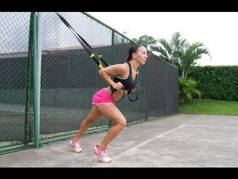 TRX Total Body Workout