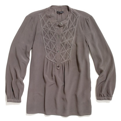 Madewell Silk Candlelight Top