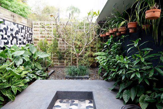 tropical garden #decor #trendreport #trends #tendências #casa
