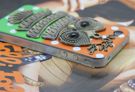owl phone case!
