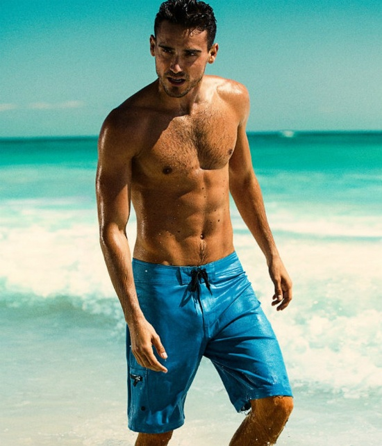 Men's Swimsuits Summer 2013 Trends That H & M Wants Us to Wear ~ Men Chic- Mens Fashion and Lifestyle Online Magazine