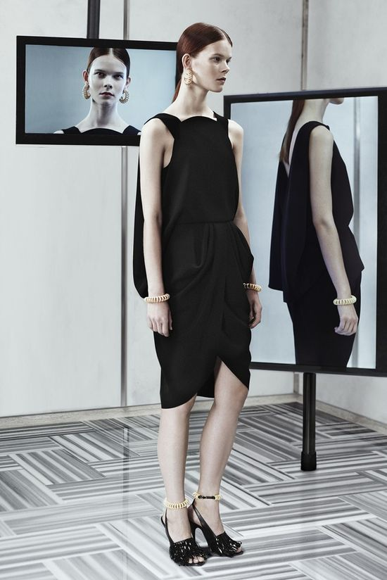 Balenciaga Resort 2014 - Slideshow - Runway, Fashion Week, Reviews and Slideshows - WWD.com