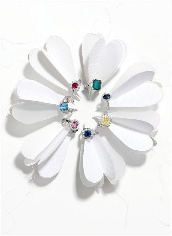 Vogue still life - jewellery - Racquel Thomas Graphic Design