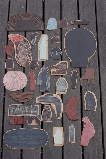 Stamps by Dariana Guevara