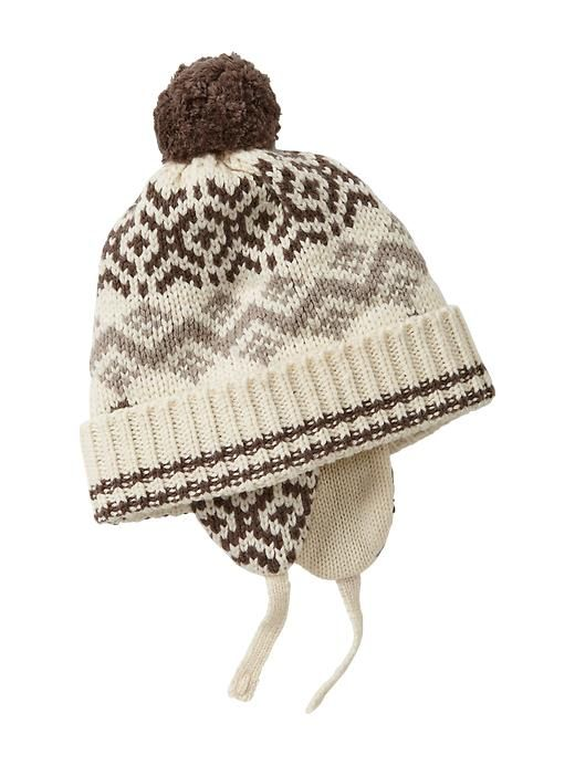 Baby Boy newborn hat. Precious!