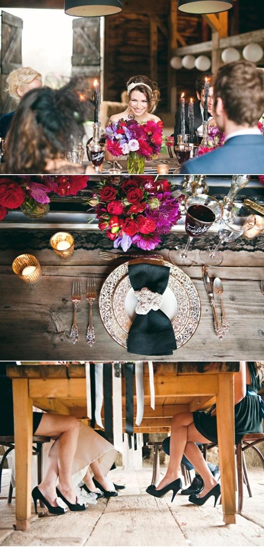 Barn party/reception