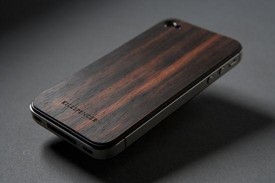 Ebony iPhone Skin