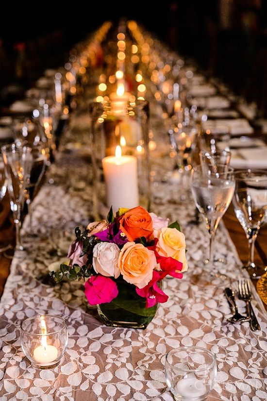 2013 Wedding Trend: Lace  taylormadesoirees...