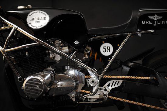 Breitling Cafe Racer