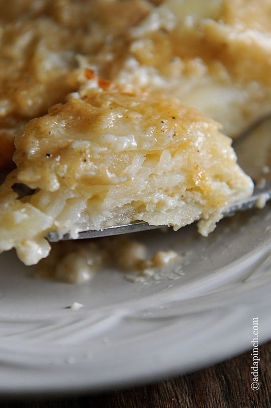 Scalloped Potatoes Recipe - Cooking