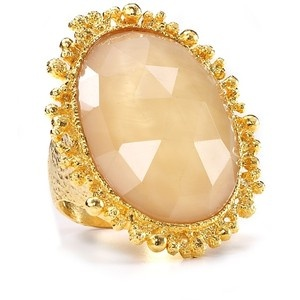 Alexis Bittar Oval Ring- BIG RINGS!