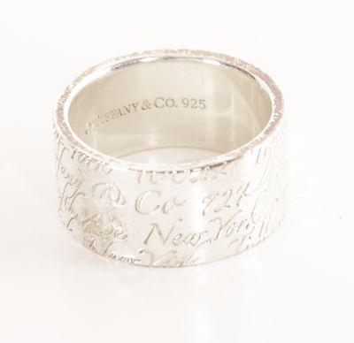 Tiffany Notes Ring