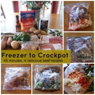Freezer Ideas - beef-crockpot-recipes-instructions.