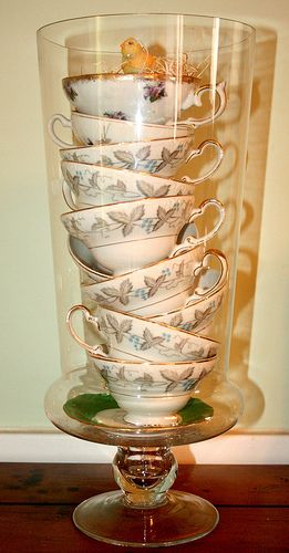 Apothecary Jar Idea