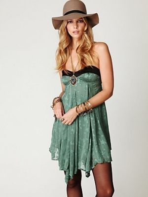 summer clothes -- summer dress