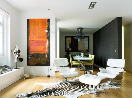 Contemporary Apartment Design in Lisbon