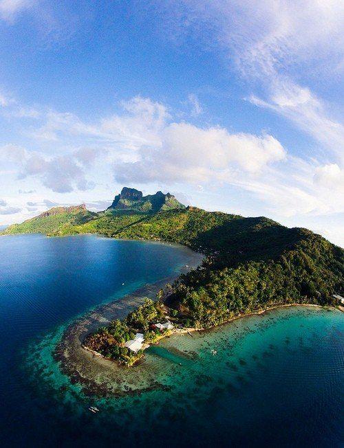 Бора Бора, Таити