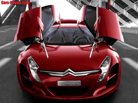 Citroen Sports Car by Cars Photos, via Flickr