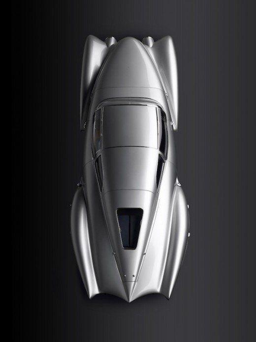 Amazing 1938 car
