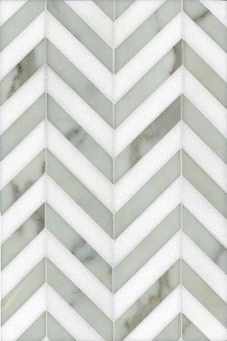 chevron tiles