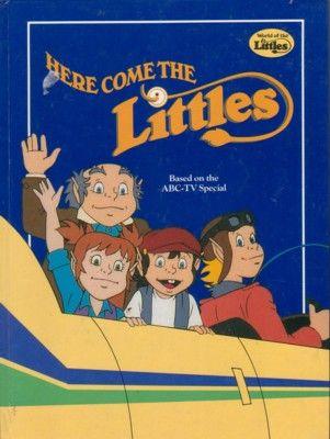 80's cartoon