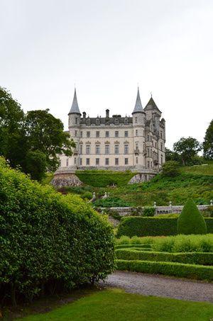 Scottish Highlands - Dunrobin Castle