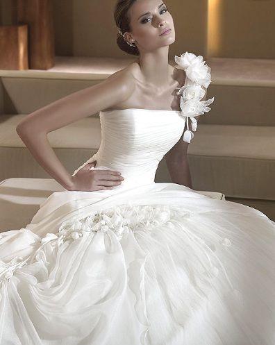 lovely details. #wedding #bridal #gown #dress