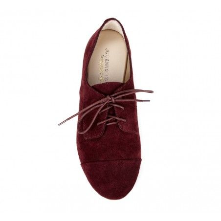 Sole Society Shoes - Suede oxfords - Frieda
