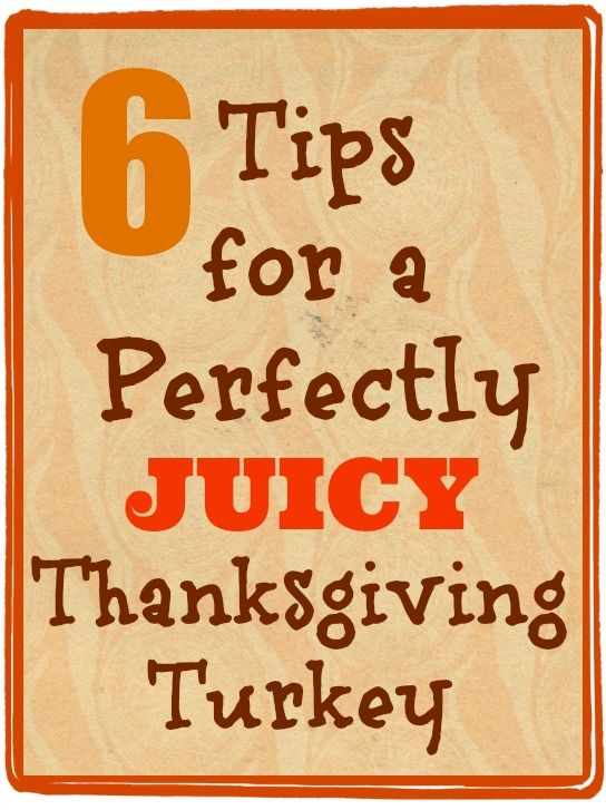6 Turkey Brine Tips for a Perfectly Juicy Thanksgiving Turkey! #thanksgiving #turkey #recipe